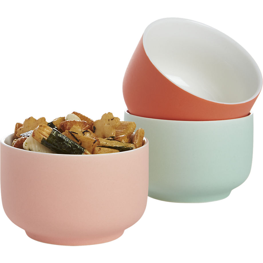 Roundish Mini Bowls from CB2