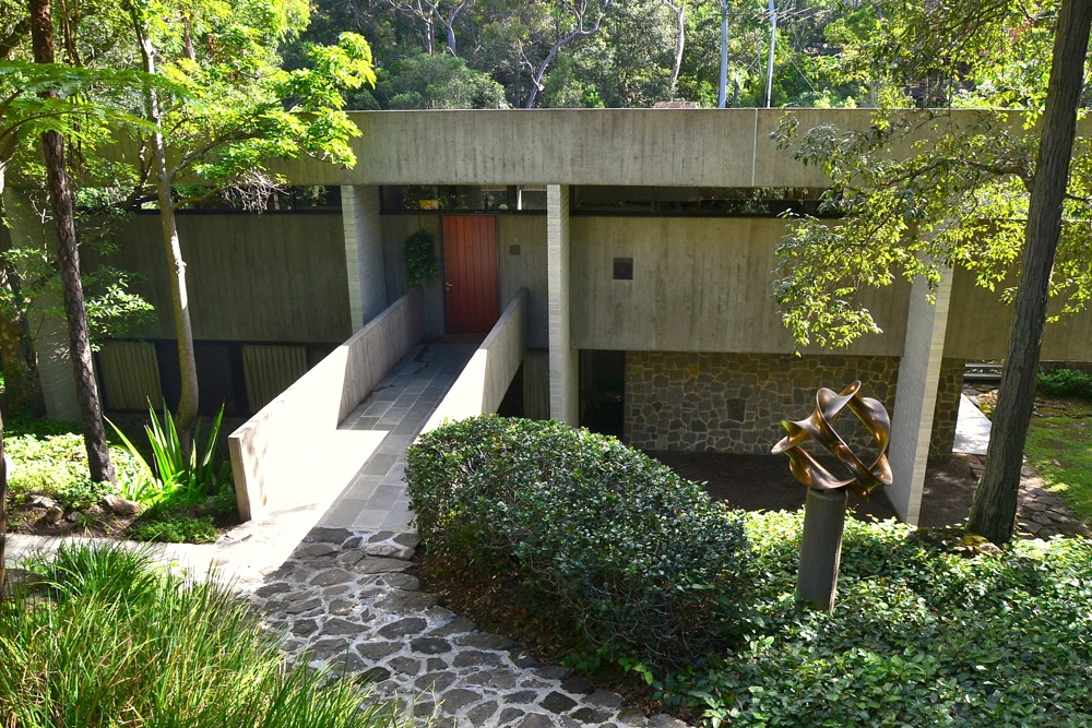 Seidler home in Killara Sydney