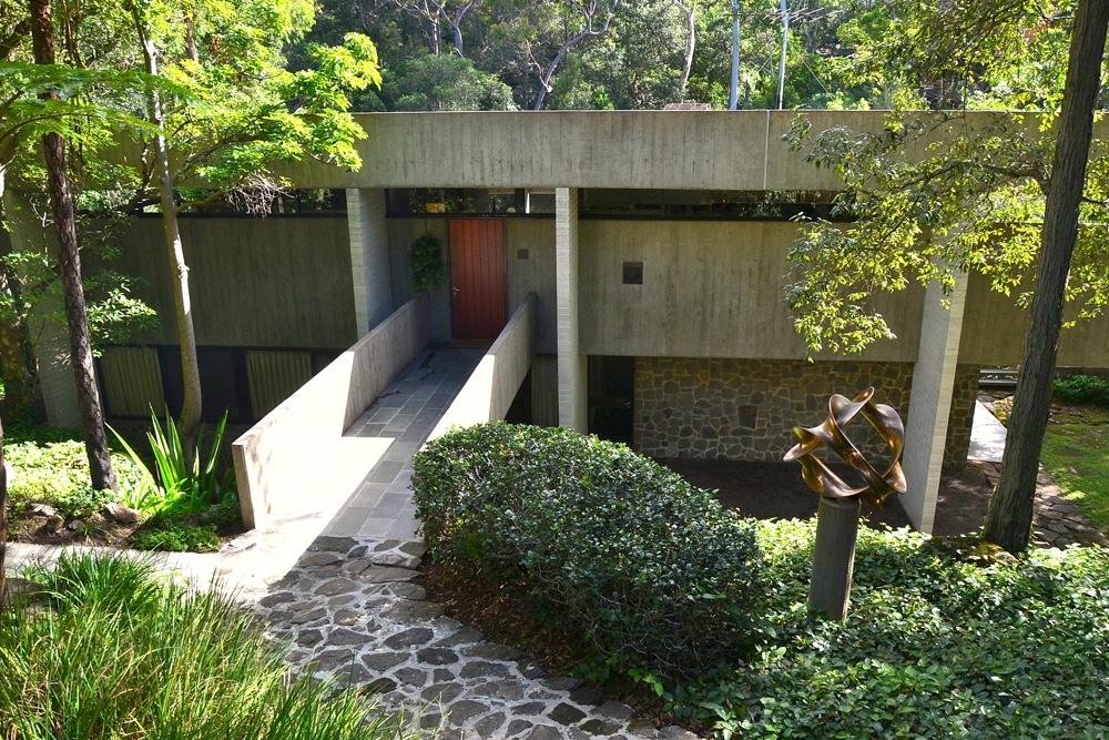 Seidler home in Killara Sydney
