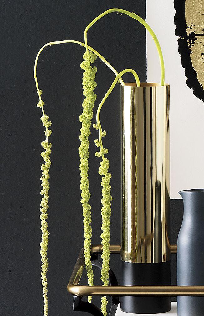 Sleek vase from CB2