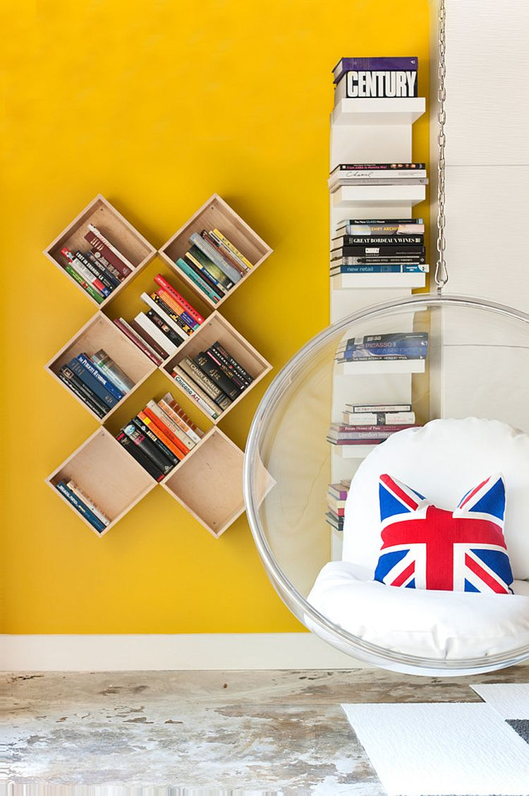 Smart bookshelves will serve you well for years to come [Design: Jacqueline Wheeler Interiors]