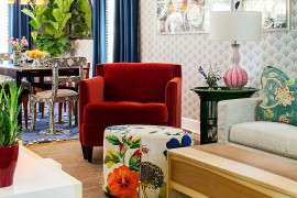 Seasonal Upgrade: Top Interior Decorating Trends for Spring 2016