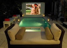 Take your home cinema experience into the tropical backyard