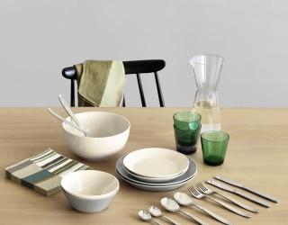 Kaj Franck's Teema and Kartio series: Classic Utilitarian Design