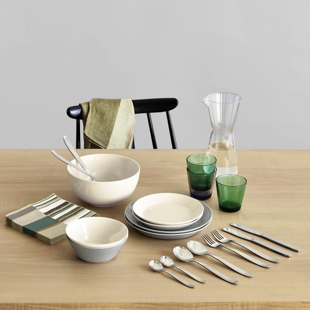 Teema and Kartio with Scandia cutlery