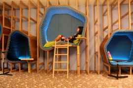Nap Pods in the Office: a Workplace Trend