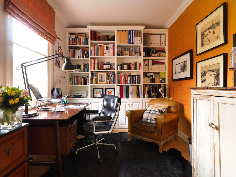 Awesome How To Create A Healthy And Relaxing Home Office Largest Home Design Picture Inspirations Pitcheantrous