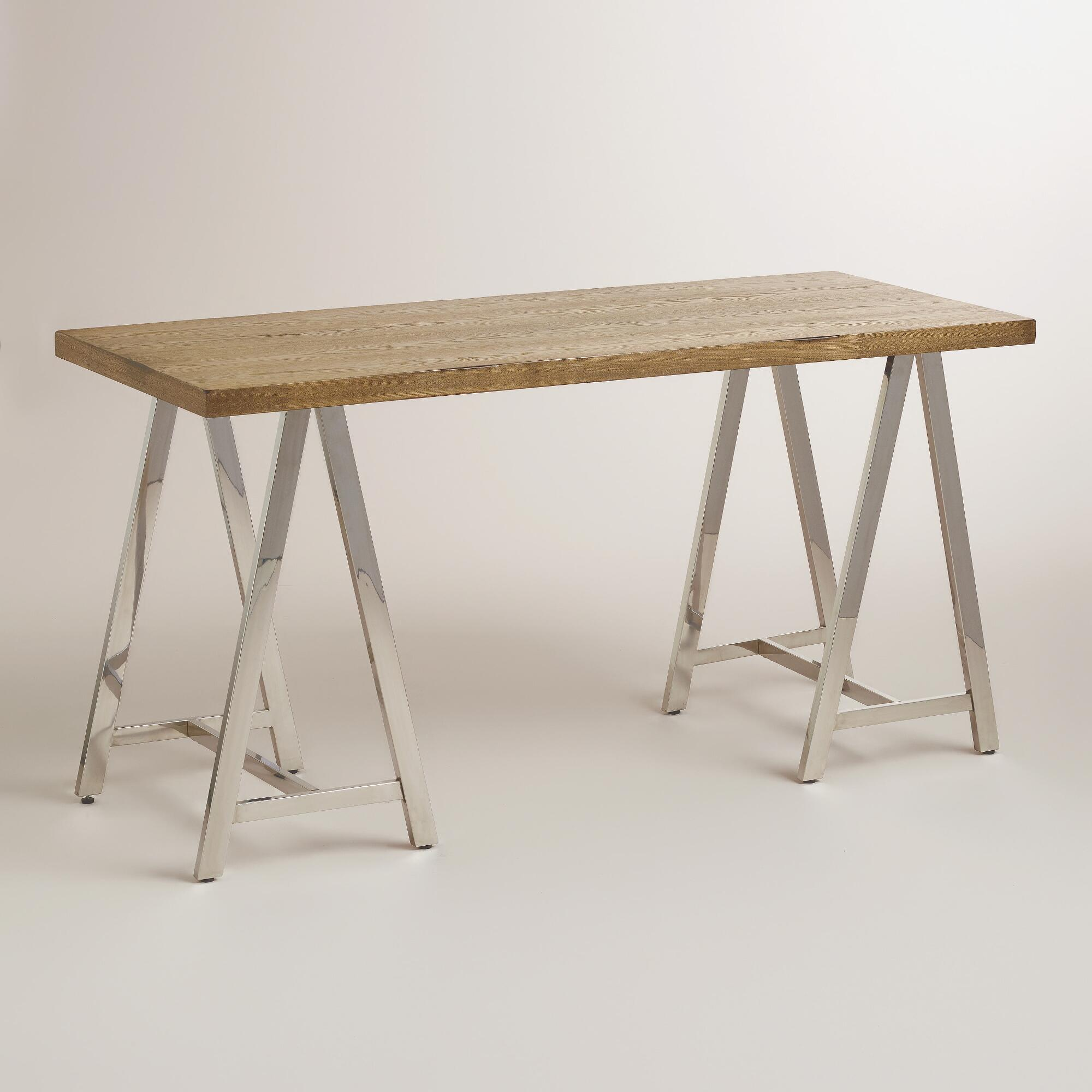 Trestle desk from World Market