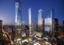 World Trade Centre masterplan 217x155 Daniel Libeskind: The People's Architect
