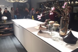 A look at the Comprex stand at EuroCucina 2016