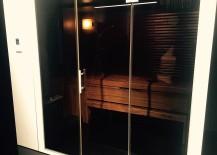 A sauna unlike any else by KLAFS