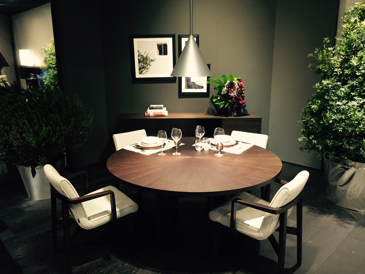 Accademia by Bernhardt & Vella dining room collection
