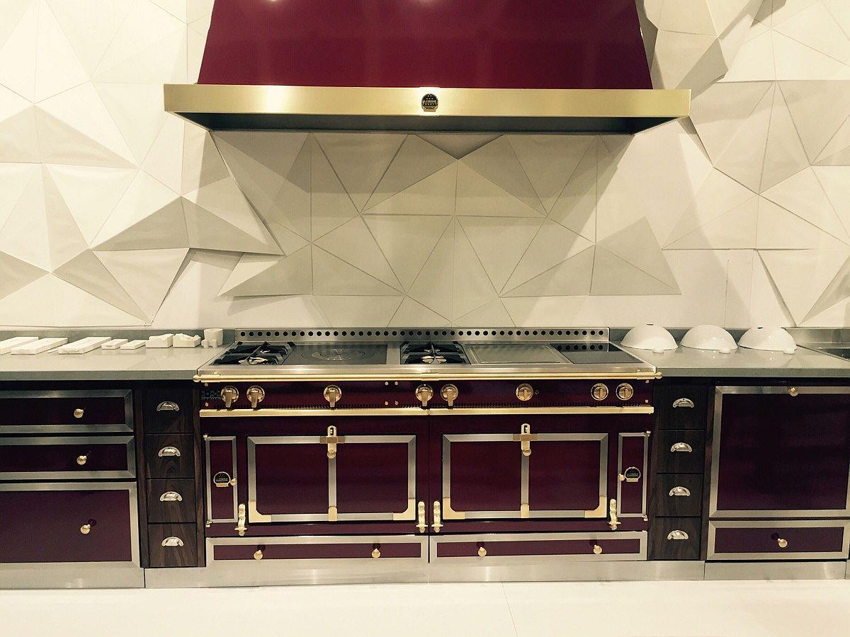 Amazing La Cornue range on display at EuroCucina 2016, Milan