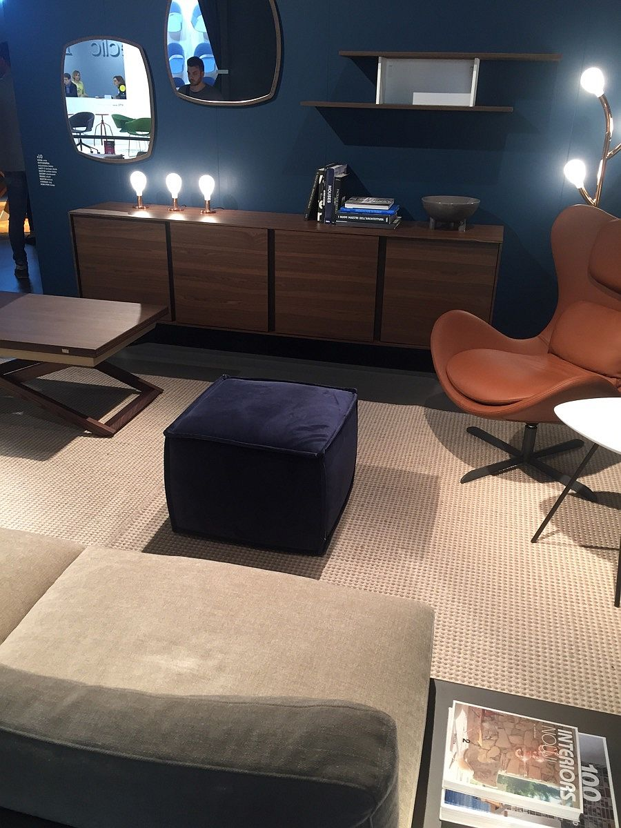 Amazing collection of decor from calligaris at teh milan for Milan show 2016