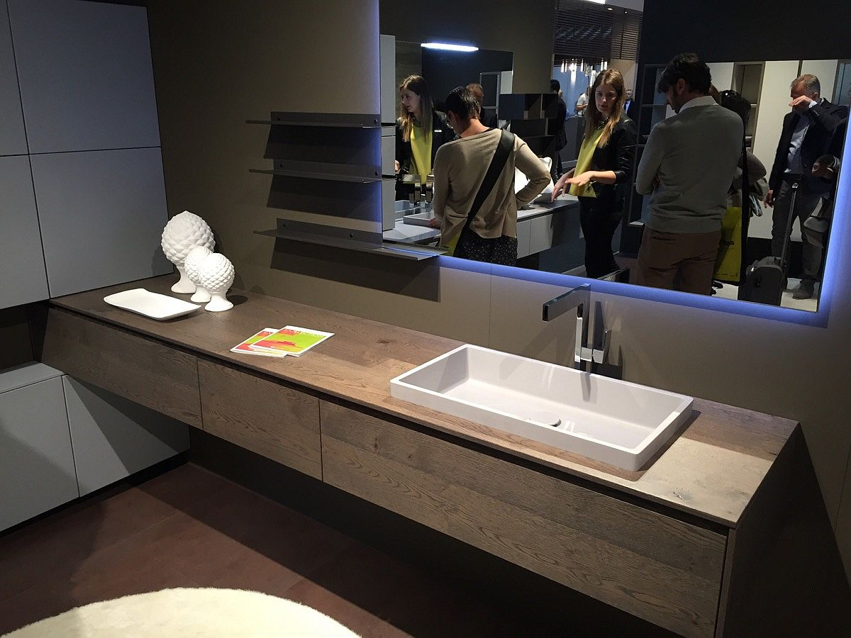 Archeda Bathrooms at Salone del Mobile 2016