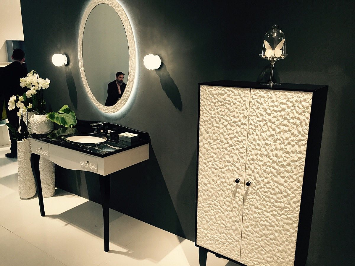 ArlexItalia bathroom composition with a dash of art deco goodness