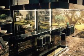 Astounding PRINCIPIA kitchen  design by Antonio Citterio