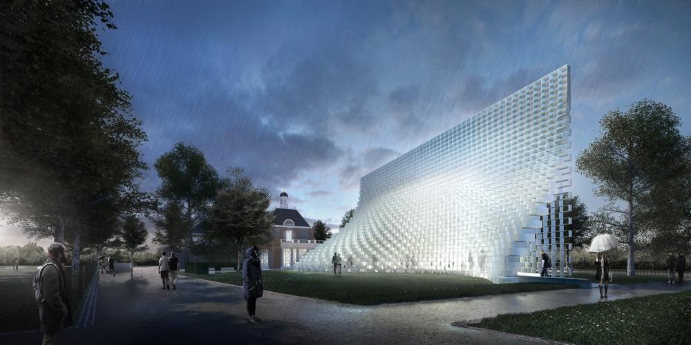 BIG Serpentine Gallery Pavilion