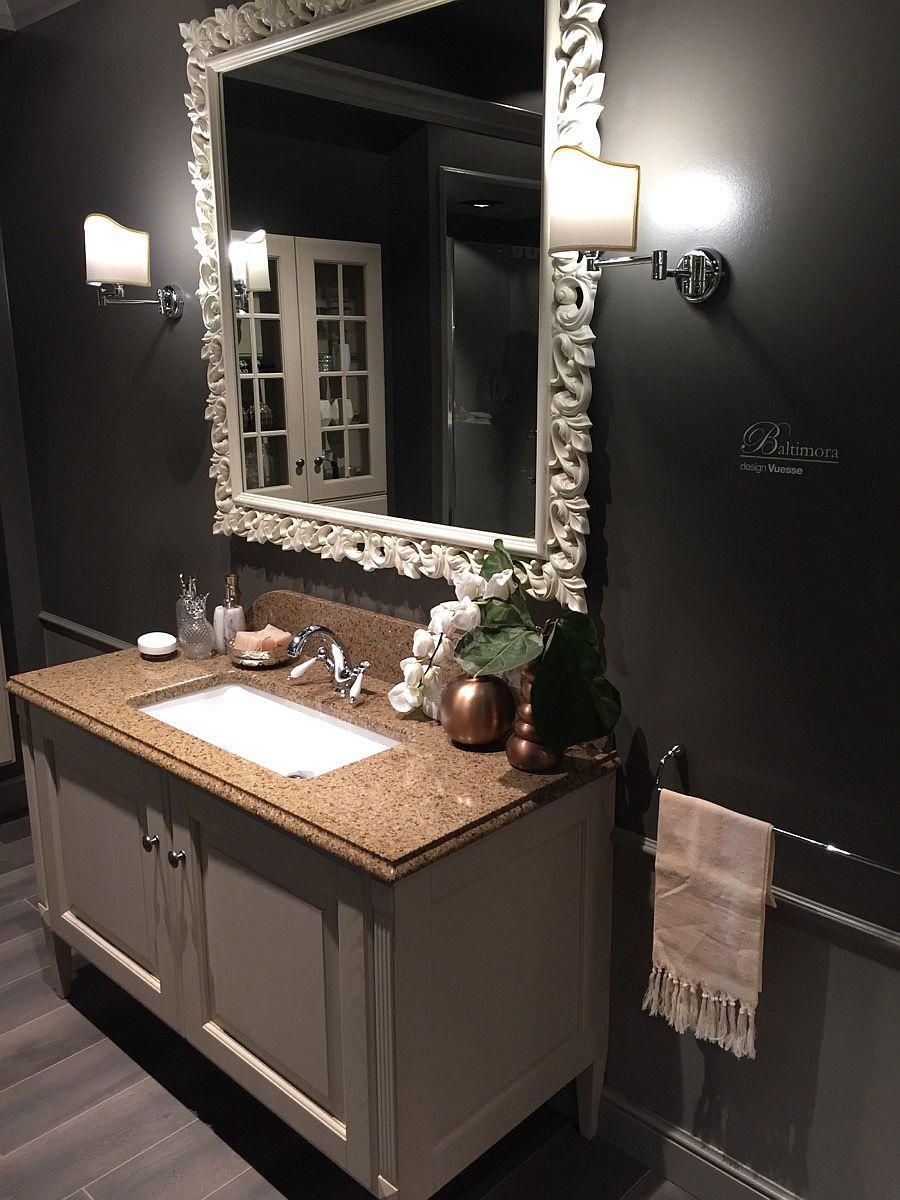 Baltimora kitchen by Scavolini at Salone del Mobile 2016