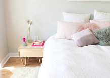 Beautifully appointed bedroom from Design Love Fest