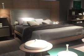 Bedroom decor and side tables from Giellesse