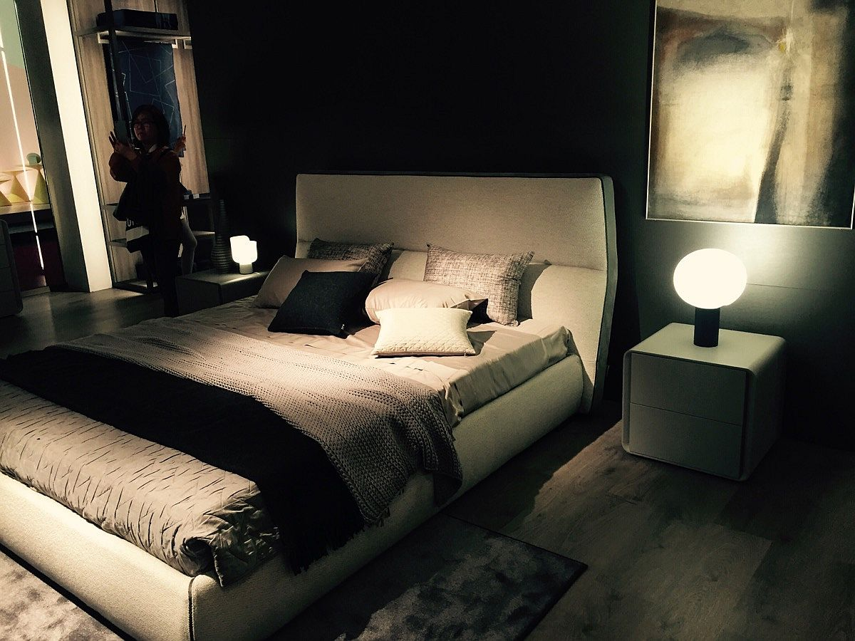 Bedroom decor inspiratio from MisuraEmme at Salone del Mobile 2016