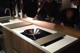 Binova kitchens at EuroCucina 2016