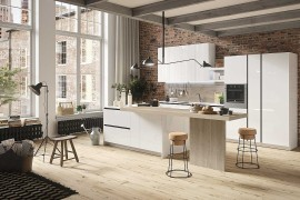 First Kitchen: Modular Freedom Wrapped in Casual Minimalism