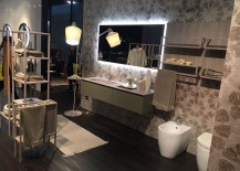 Cerasa bathroom collections also cater to your storage needs