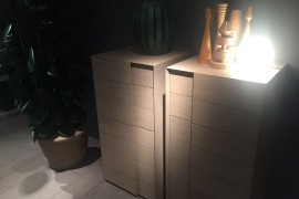 Closer look at the long storage units from Giellesse