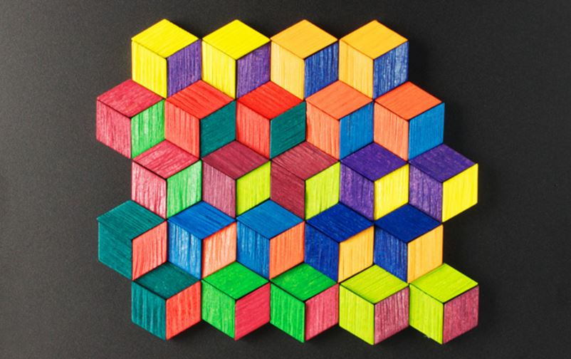 Colorful magnets by playableART
