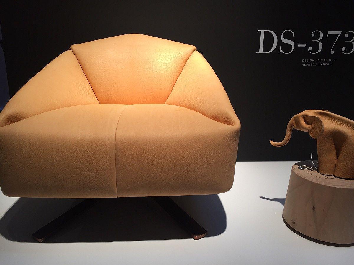 Comfort comes first at De Sede