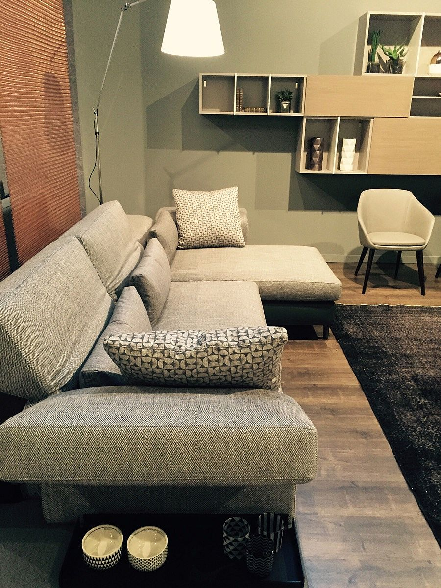 Comfy section from Gyform for those who love Italian design