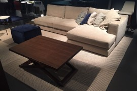Comfy sectional from Calligaris