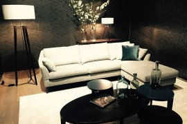 Comfy sectional that can be configured to your taste