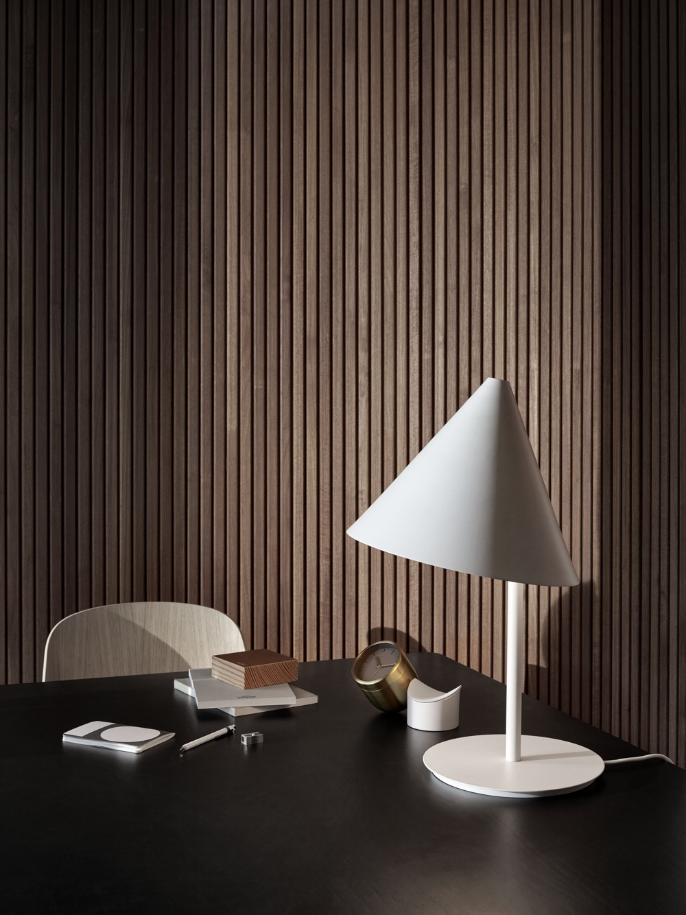 Conic Table Lamp by Thomas Bentzen