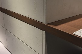 Contemporary kitchen island design Leicht