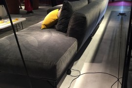 Contemporary sofa system from Ditre Italia
