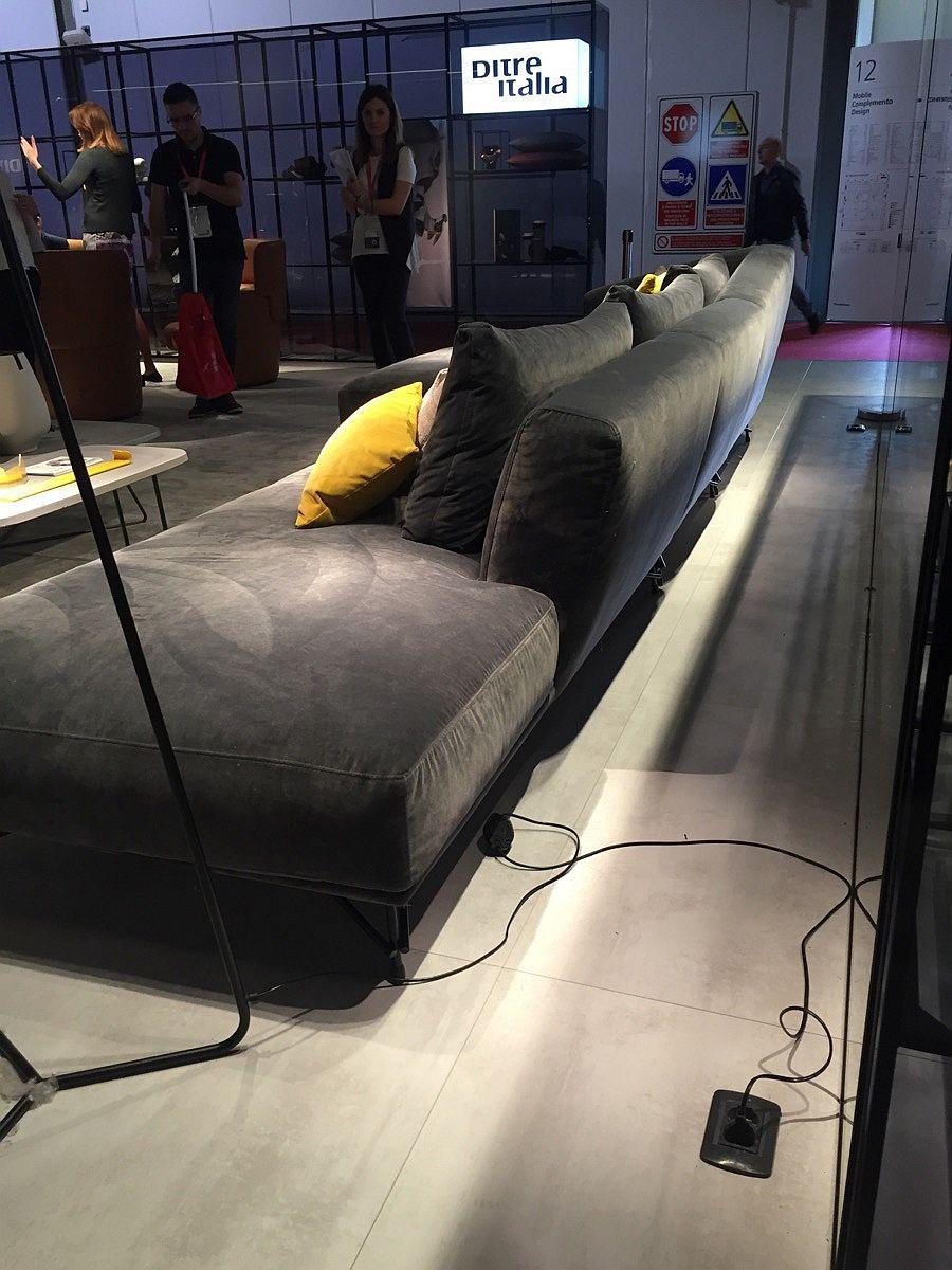 Contemporary sofa system from Ditre Italia