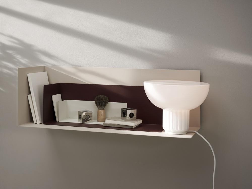 Corner Shelf and Corner Divider, The Standard