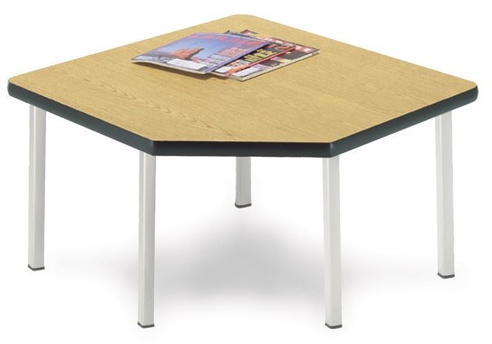 Corner table for the office