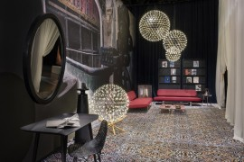 Dazzling Dialogues in Moooi setting