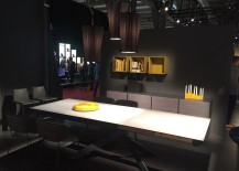 Decor inspiration from the Calligaris stand at Salone del Mobile 2016
