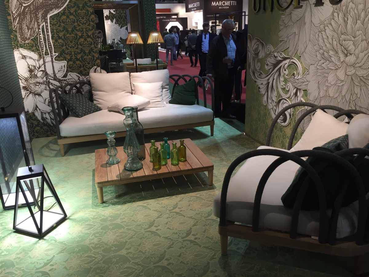 Delightful world of Unopiù at Salone del Mobile 2016, Milan