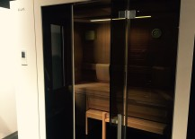 Desiging the sauna of tomorrow - KLAFS at Salone del Mobile 2016, Milan