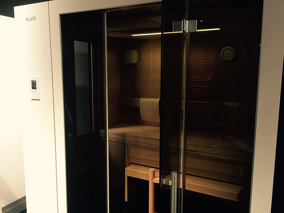 Desiging the sauna of tomorrow – KLAFS at Salone del Mobile 2016, Milan