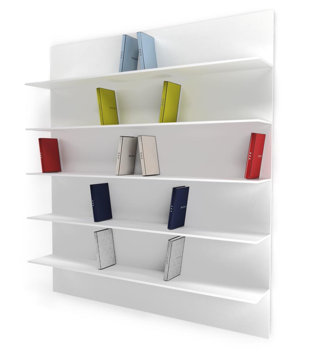 Direttore bookshelf