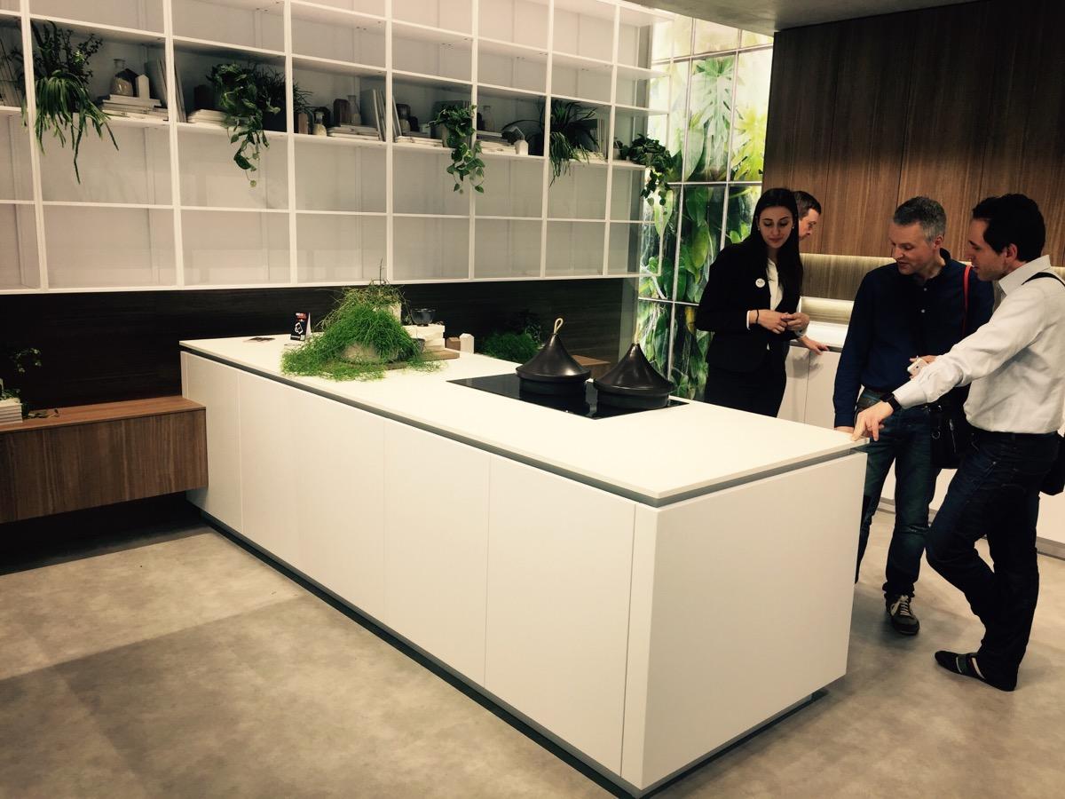 elegant contemporary kitchen island in white decoist