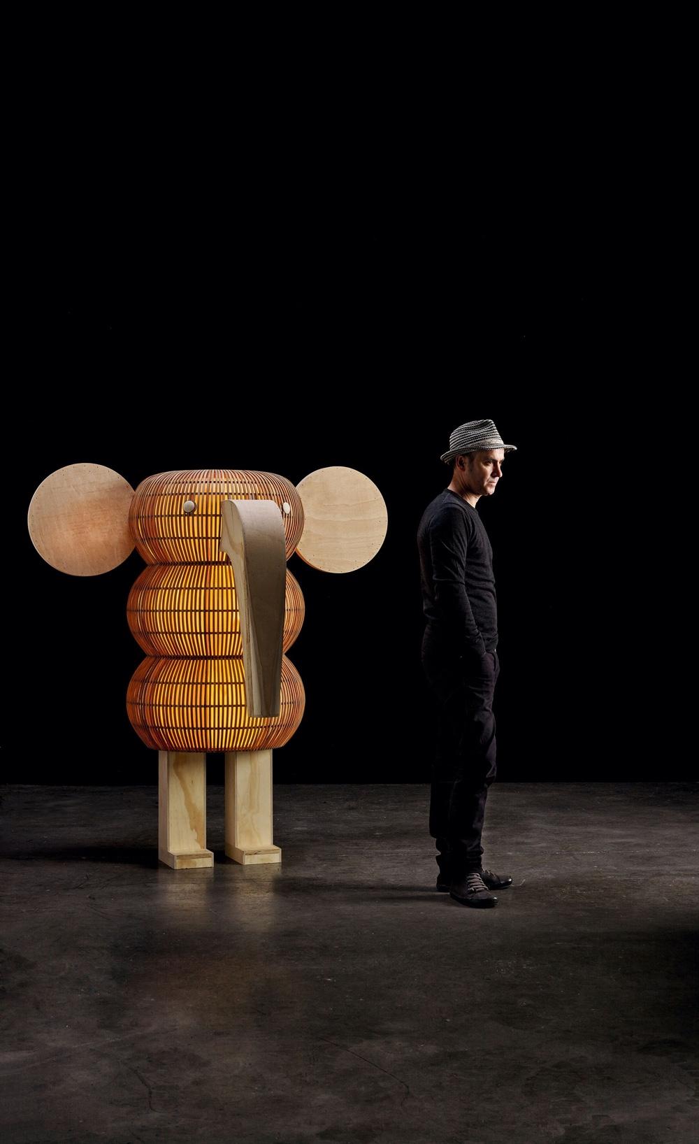Elephant and Isidro Ferrer