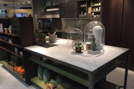 Estel shows not just the bets in kitchen design but also decorating
